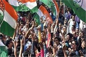 gujarat congress shocks losses in three municipalities