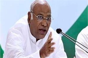 chaiwalla could become prime minister because congress saved democracy kharge