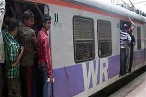 half an hour in mumbai s train operations