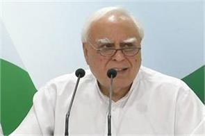 modis speech on hate motion is full of hatred sibal