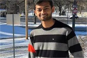 body of indian student killed in kansas sent to hyderabad