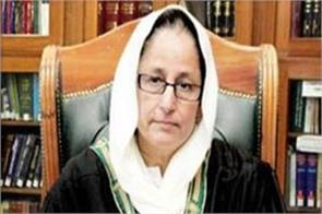 justice tahira will be the first woman chief justice of any court in pakistan