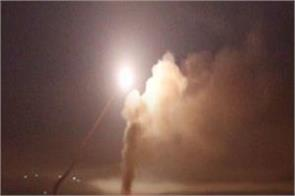 syrian army failed to attack missile