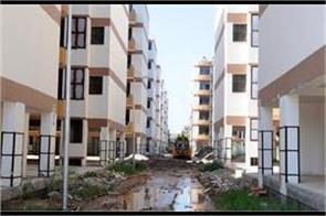 chandigarh housing board has given great relief to the allottees of sector 63