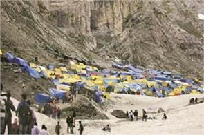 amarnath yatra canceled in distress on burhan wani second anniversary