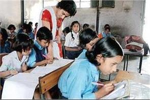 haryana private school association teachers will get 21