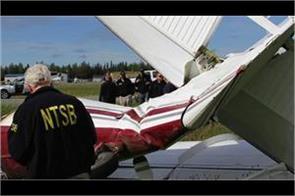 plane crash in alaska all people safe