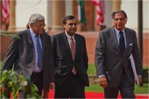 war between mukesh ambani and ratan tata