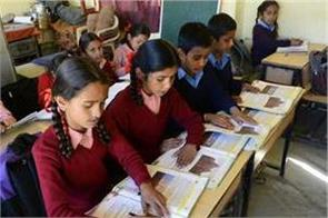 education department details of 25 percent reserved seats from private schools