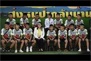 thai cave boys speak about their ordeal for first time after leaving hospital