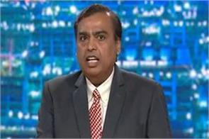 reliance will enter into retail sector