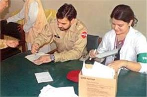 election duties staff shortage affects medical services in pak