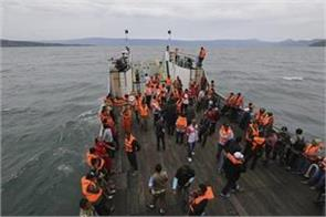 29 people killed in boat boat in indonesia 41 still missing