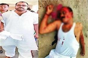 case after murder of munna bajrangi sunil rathi danced in jail