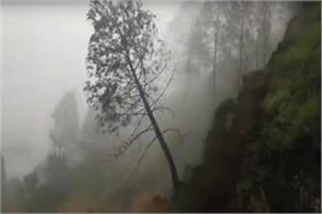 badrinath kedarnath highway closed due to heavy landslide