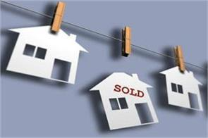 home sales in major cities increased by 15 percent in april june