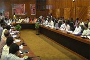 madan kaushik done meeting in nainital