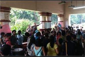 jadavpur university students win hunger strike