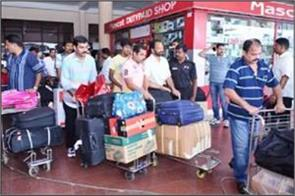 indian workers from saudi arabia are coming back home