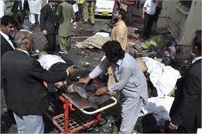 twenty five people die in bomb blasts in quetta