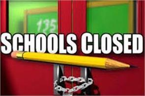 school colleges closed in kupwara
