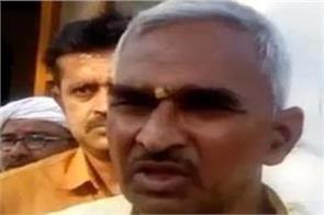 surendra singh expressed happiness on the murder of munna bajrangi