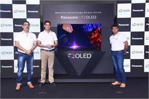 panasonic launches new range of 4k oled led tvs