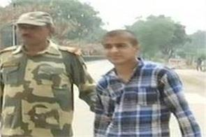 pakistani prisoner want stay in india