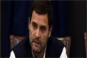 factions between congress before rahul gandhi visit