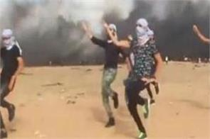 palestine peace activist dance video viral