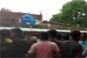 two men were thrashed by people in udaipur