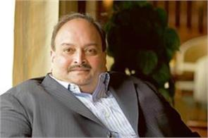 cbi seeks information from the officials about mehul choksi
