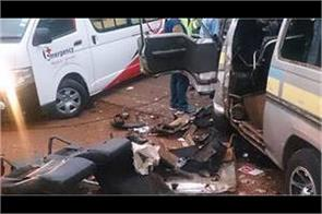 kenya 9 dead in road accident many injured