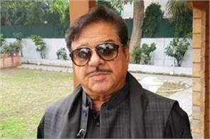 sudden tablet shot from the constable gun at shatrughan sinha house
