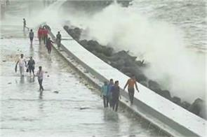 highest high tide of monsoon in mumbai