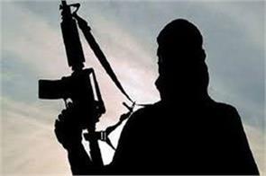 militant attack at bjp leader house