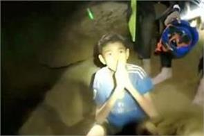 6 children trapped in thailand cave