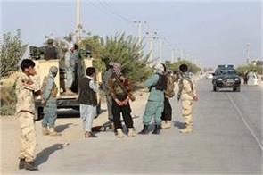 district head killed by blast in roadside bomb afghan officer