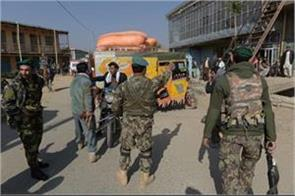 explosions and firing in afghanistan no casualties reported