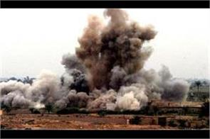 airstrikes in afghanistan 14 people die