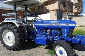 escorts tractor sales up 73 in june