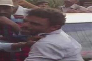 a man beaten by crowd in karnataka