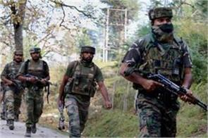 militant attack on crpf  2 injured
