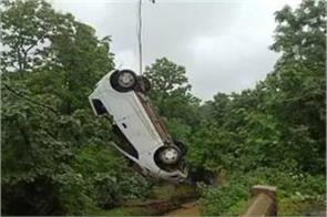 car accident in bhopal