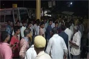 killing of bjp worker