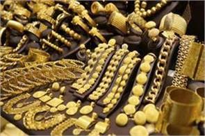 gold recovers 10 rupees silver recovers 155 rupees