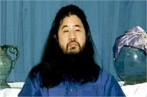 japan gives death sentence to religious leader guilty of sarin assault