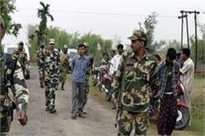 additional security force on assam border