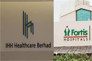 fortis healthcare approves binding investment proposal from ihh healthcare