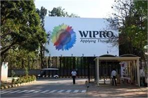 wipro it services earnings up 2 1 percent
